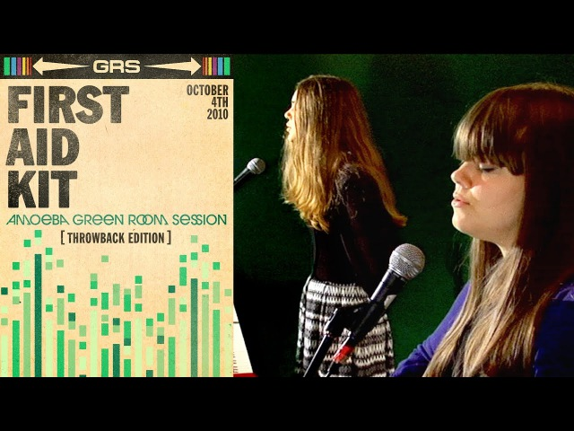 First Aid Kit - Amoeba Green Room Session (Complete 2010 Performance)