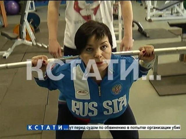 Выйдя на пенсию работница со стройки занялась пауэрлифтингом и стала чемпионкой мира