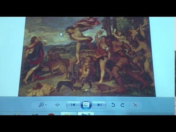 История искусств Живопись Высокого Возрождения Лекция 9