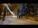 ❄ ❄ ❄ Зимняя прогулка по набережной Каталическое Рождество 🤶 ❄ ❄ ❄