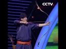 Может ли стрела на дистанции 10 метров пронзить пивную бочку