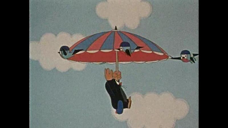 12_Крот и зонтик, 1971