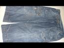 Переделка джинсов в капри Занимательное рукоделие