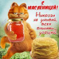 С масленицей!)))