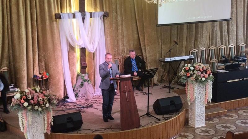 Церковь г. Подольска (Хачатур Чобанян) - Ты Святой, Ты Благой...