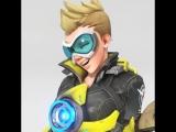 Новый эпический облик на Трейсер в рамках Годовщины Overwatch