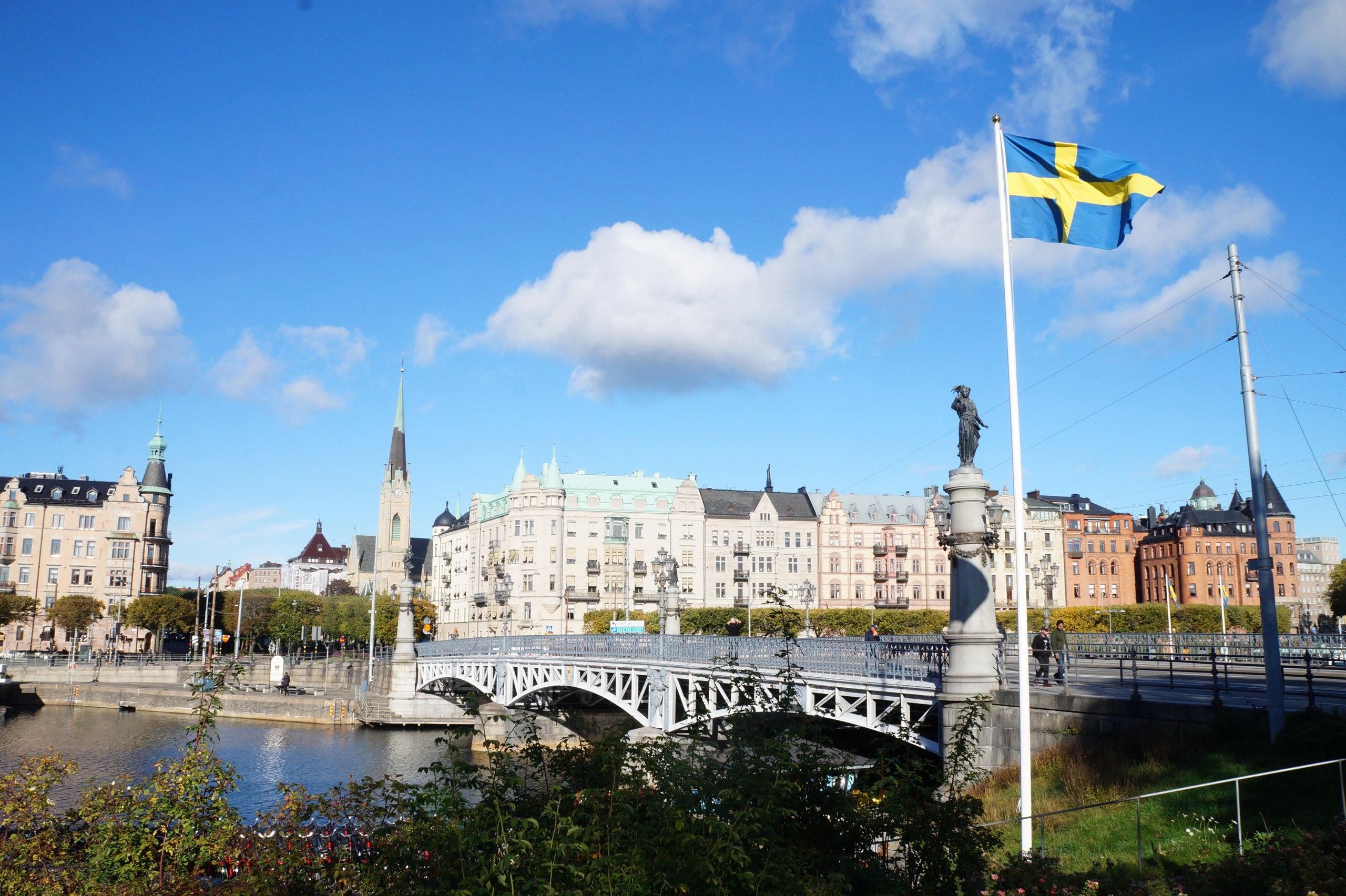 Сколько стоит поесть в ресторане в Швеции