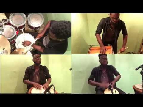 The Abyssinians - Satta Massagana [Drum Percussion Cover] [Reggae]