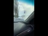 Стрельба из пейнтбольного маркера по треногам и машинам охраны в Белгороде 2