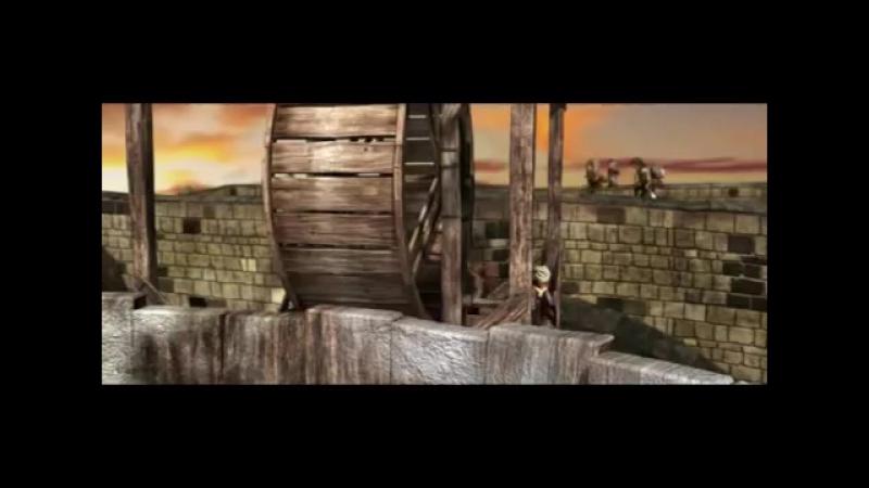 Приключение Козы - история старой Праги