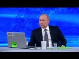 Честный трейлер: Прямая линия с Владимиром Путиным