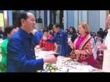 Мировые лидеры выпивают на саммите АТЭС