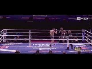 TOP FIGHT - Chingiz ALLAZOV vs. Cedric MANHOEF - la nuit des champions 2017