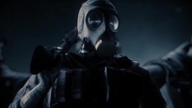 Tom Clancy's Rainbow Six Siege - Dernière Danse(Indila) · coub, коуб