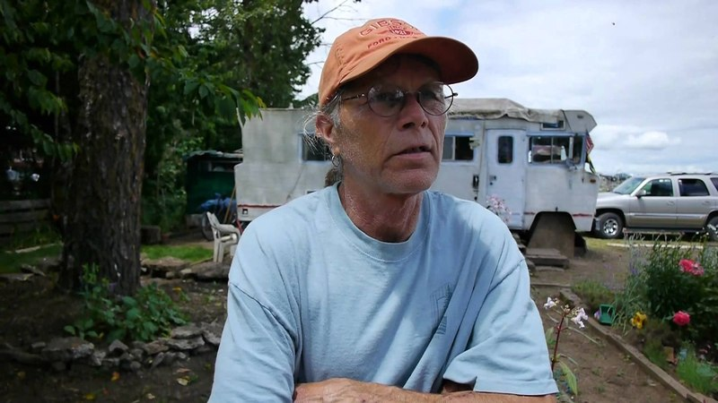 Randy's story is the story of America's mobile homeless.