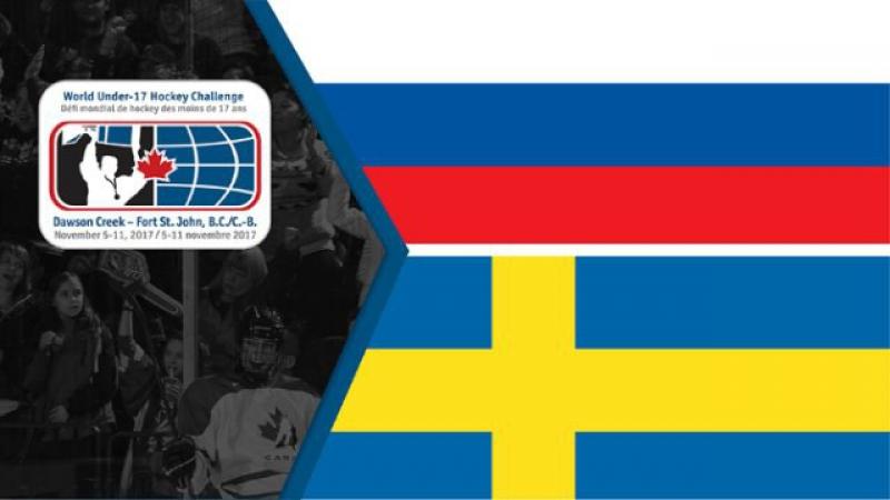 Nov 05, 2017 WHC-17 Russia 4-1 Sweden