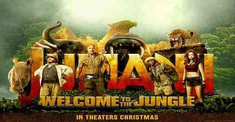 Jumanji Welcome to the Jungle Torrent