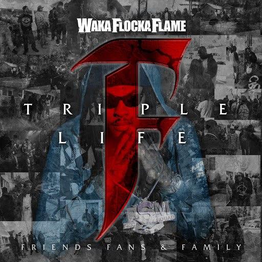 Waka Flocka Flame альбом Triple F Life: Friends, Fans & Family