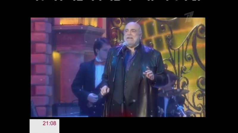 Demis Roussos - From Souvenrs To Souvenirs (Moscow, 31-12-2009).