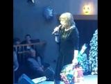 Екатерина Семёнова объявляет Светлану Лазареву.