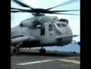Пит-стоп для вертолета