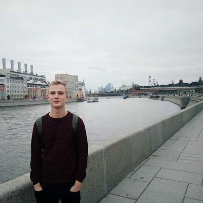 Егор Волков, Москва