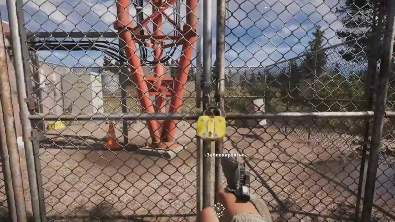 [Aik] Far Cry 5 - СВЯТАЯ ЛОПАТА 😀