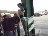 Levi Gets Shrink Wrapped