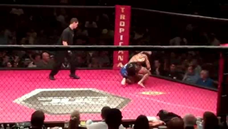 2 - Edson Barboza vs Marcelo Giudici [Ring of Combat 30]