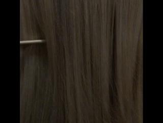 Ботокс для волос. Парикмахер-стилист Карина Марселовна