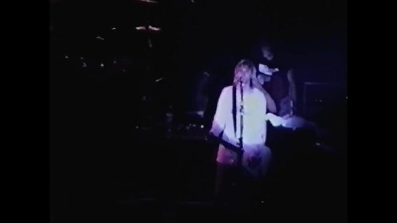 Nirvana - Vooruit - Ghent, Belgium - 23111991 [Full Show Remastered]