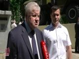 29.05.2018 Сергей Миронов в НИИЦ автомобильной техники г.Бронницы