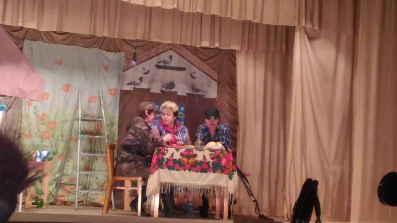 Свадьба в Малиновке часть1