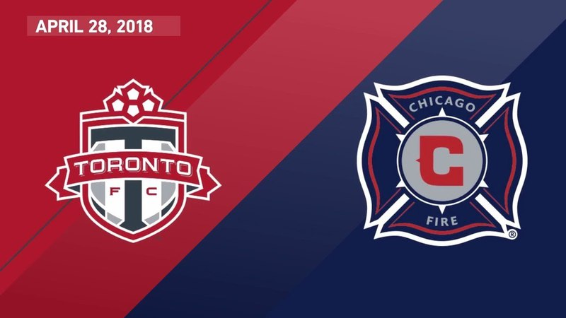 HIGHLIGHTS: Toronto FC vs. Chicago Fire | April 28, 2018