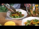 Счастливая Кухня - Салат перекус из овощей. Выпуск №5