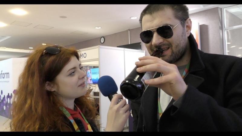 Что ты знаешь о digital? Интервью на РИФКИБ 2018