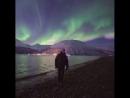 5 лучших мест для наблюдений северное сияние в Норвегии