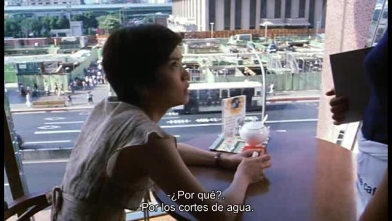 The Skywalk Is Gone - Tsai Ming-liang (2002).