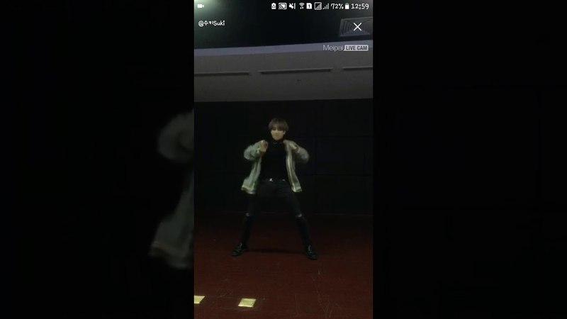 [180127] 이태영,박진 (Parkjin,Taeyeong) GoGo MIC DROP - 방탄소년단(BTS)