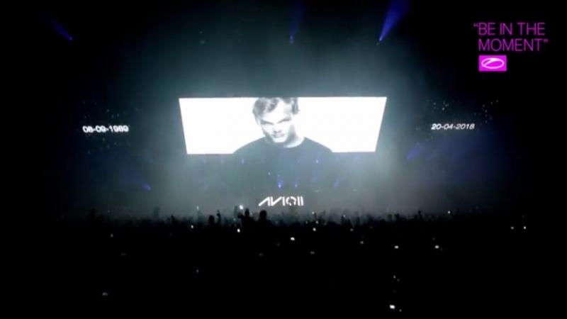 Armin van Buuren Tribute to Avicii (Live at A State of Trance Festival Sydney 2018)