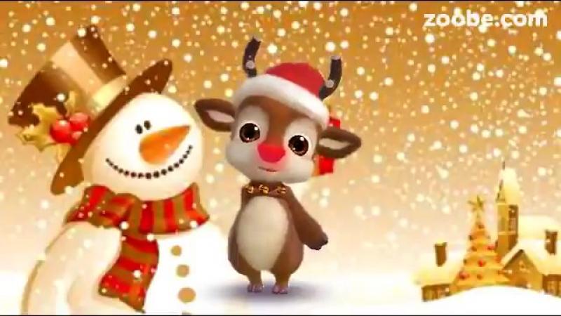 ZOOBE зайка Поздравление С Рождеством !(1).mp4