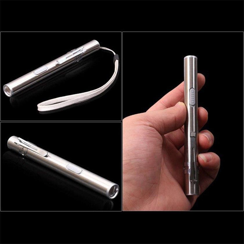 Удобный фонарик размером в ручку 249