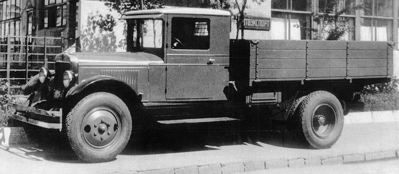 Советские автомобили за рубежом: первые ласточки