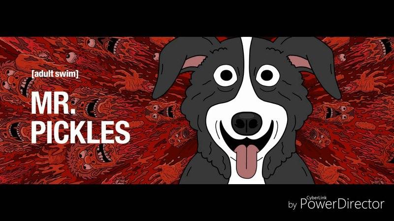 Mr Pickles : Heavy metal song 666