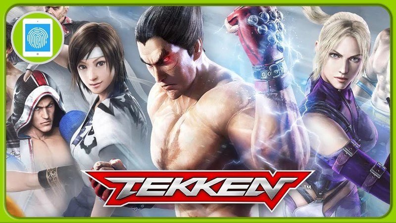 Поединки лучших бойцов мира Теккен в игре TEKKEN Mobile от BANDAI NAMCO * iOS | Android летсплей