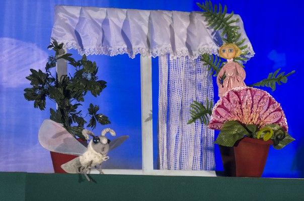 27 января Тюменский театр кукол поздравит всех