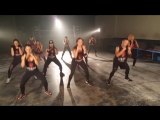 STRONG by Zumba Class 4 Quadrant 3 - Superman punch