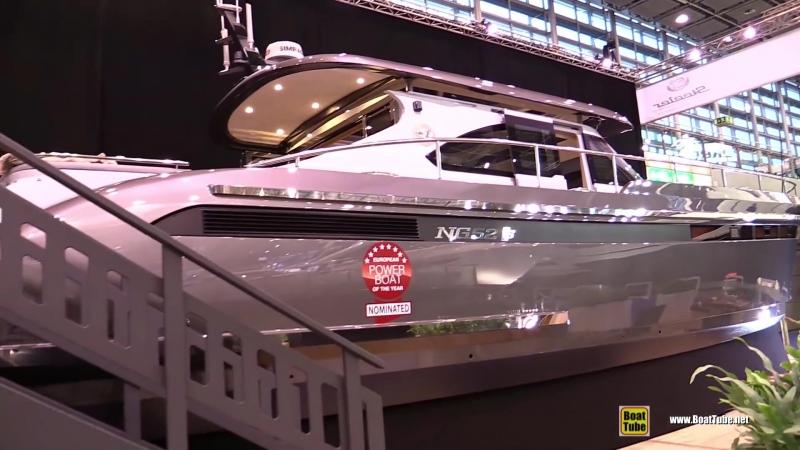2018 Steeler NG 52 S Luxury Motor Yacht - Walkaround - 2018 Boot Dusseldorf Boat Show