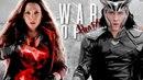 ❝ ωαя σf нєαятѕ ❞ ⧛ Wanda x Loki