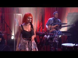 IOWA (Айова) - Падай Премьера песни! Яндекс #намузыке (live) 1.03.2018